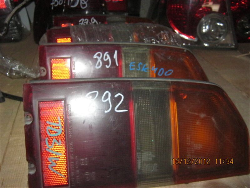 Стоп-сигнал Suzuki Escudo TD01W задний левый ст.801000892