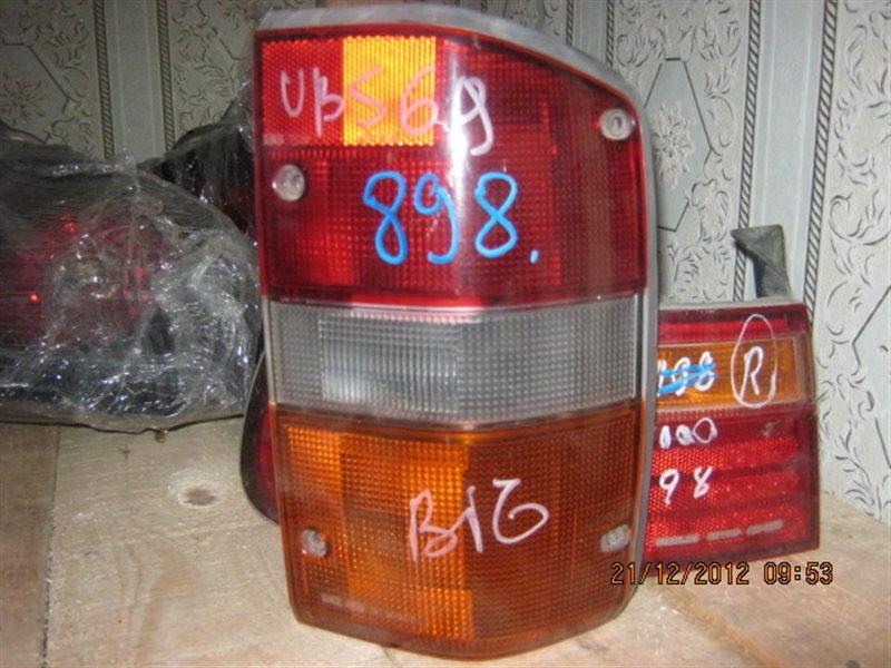 Стоп-сигнал Isuzu Bighorn UBS69GW задний правый ст.801000898