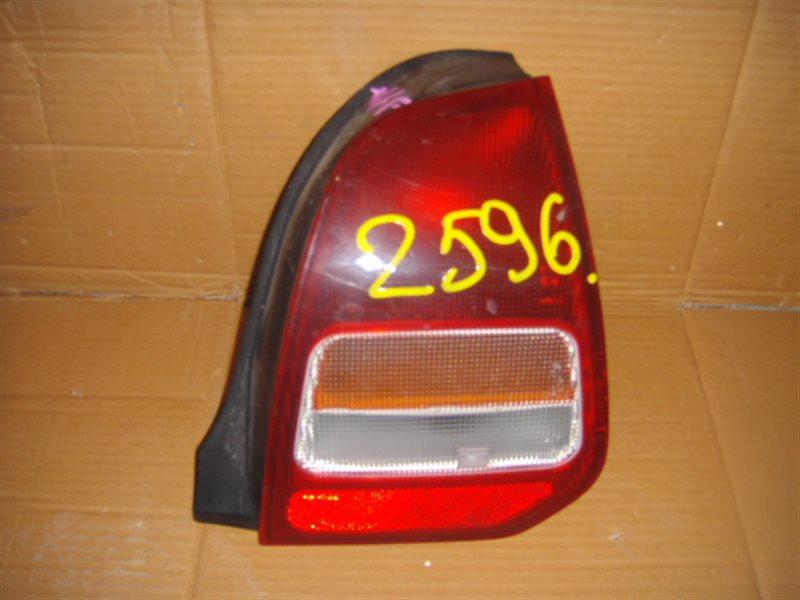Стоп-сигнал Mitsubishi Mirage CJ1A задний правый ст.801002596