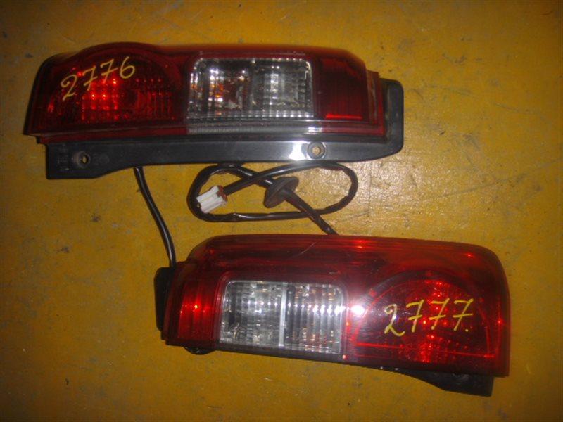 Стоп-сигнал Nissan Otti H91W задний левый ст.801002776