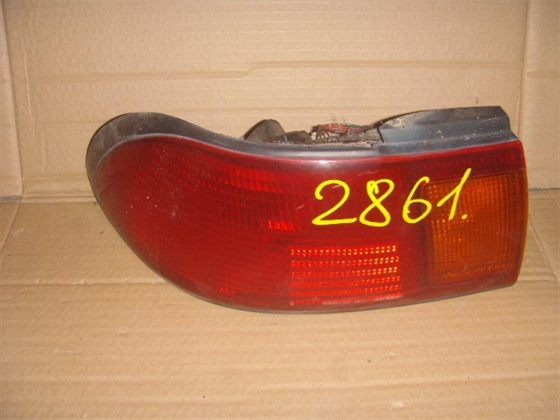 Стоп-сигнал Nissan Sunny FB14 задний левый ст.801002861