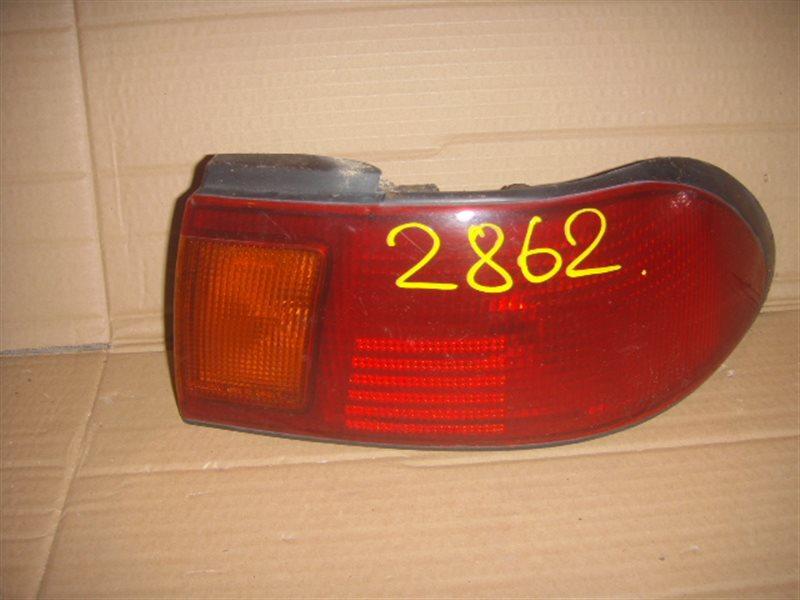 Стоп-сигнал Nissan Sunny FB14 задний правый ст.801002862