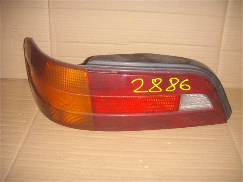 Стоп-сигнал Toyota Trueno AE111 задний левый ст.801002886
