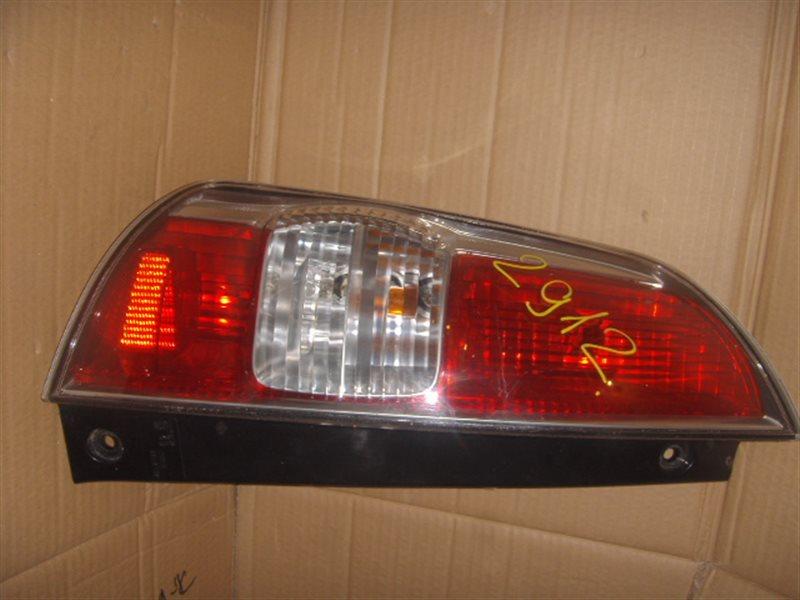 Стоп-сигнал Toyota Passo KGC10 задний левый ст.801002912