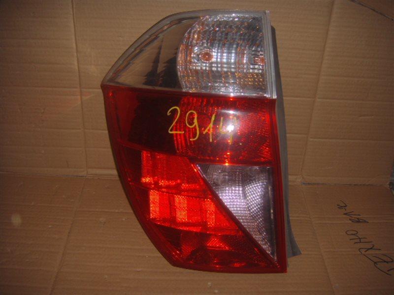 Стоп-сигнал Honda Edix BE1 задний левый ст.801002914