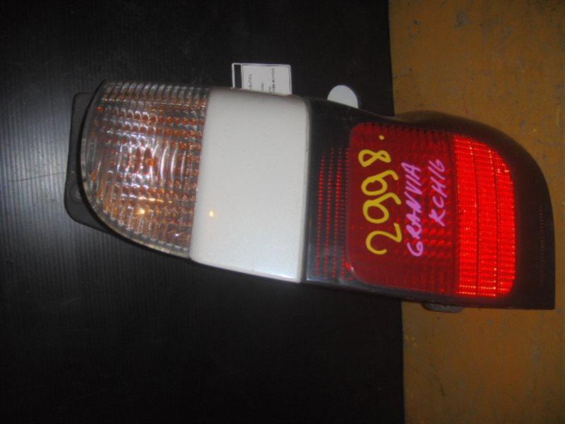 Стоп-сигнал Toyota Granvia KCH16 задний правый ст.801002998