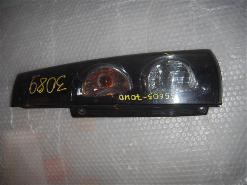 Стоп-сигнал Chevrolet Cruze HR51S задний правый ст.801003089