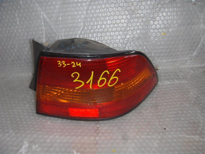 Стоп-сигнал Toyota Windom MCV20 задний правый ст.801003166