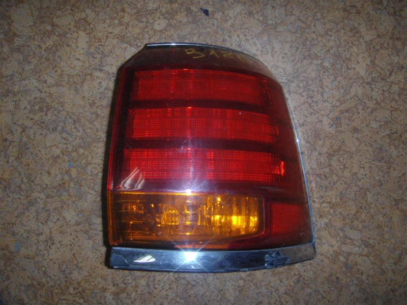 Стоп-сигнал Lexus Lx570 URJ201 задний правый ст.801003186