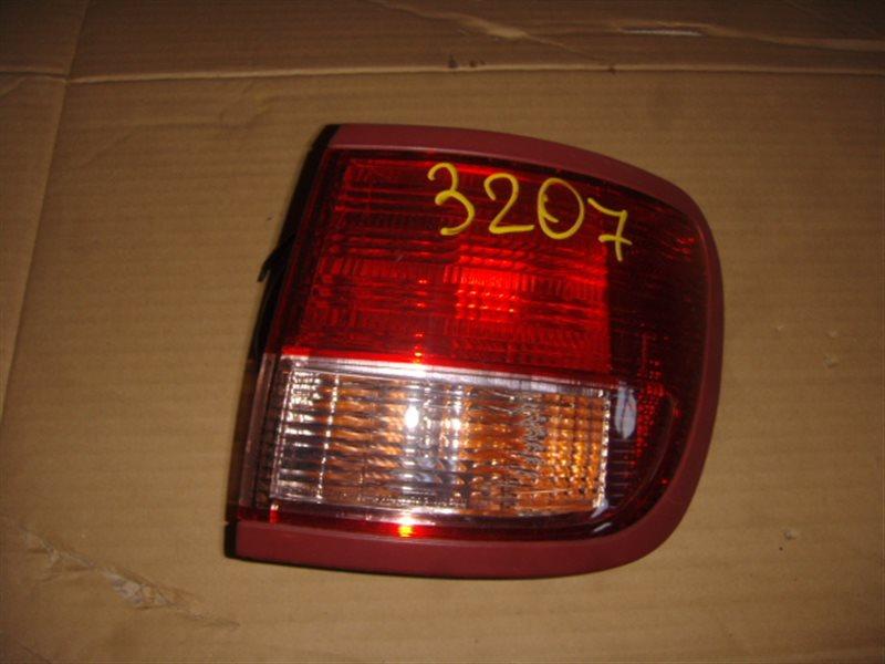 Стоп-сигнал Nissan Avenir W11 задний правый ст.801003207