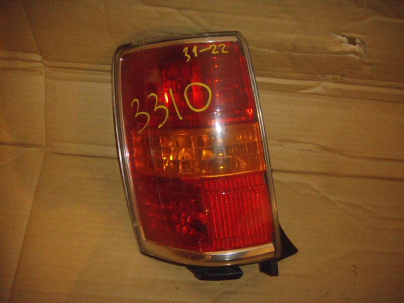 Стоп-сигнал Toyota Crown Estate JZS171 задний левый ст.801003310