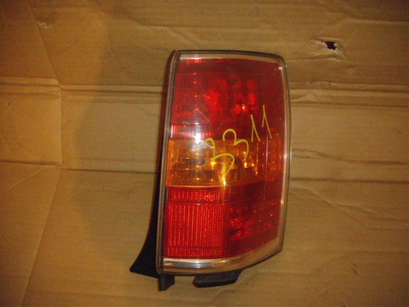 Стоп-сигнал Toyota Crown Estate JZS171 задний правый ст.801003311