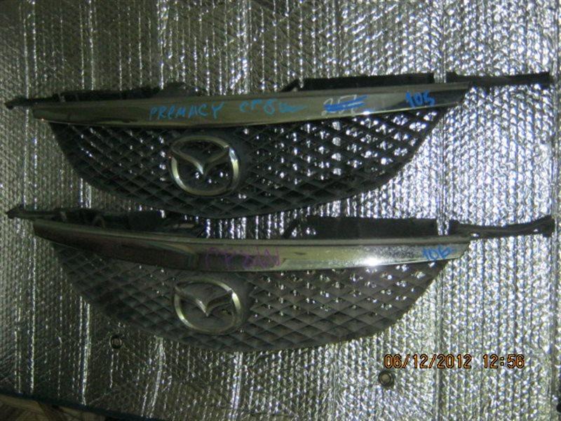 Решетка радиатора Mazda Premacy CP8W ст.802000105