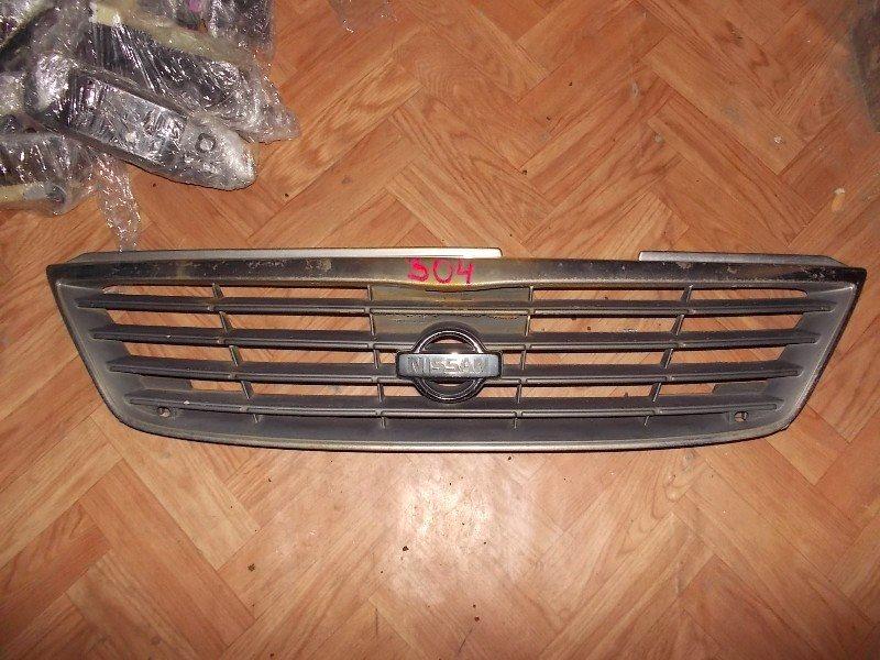 Решетка радиатора Nissan Sunny B14 ст.802000304
