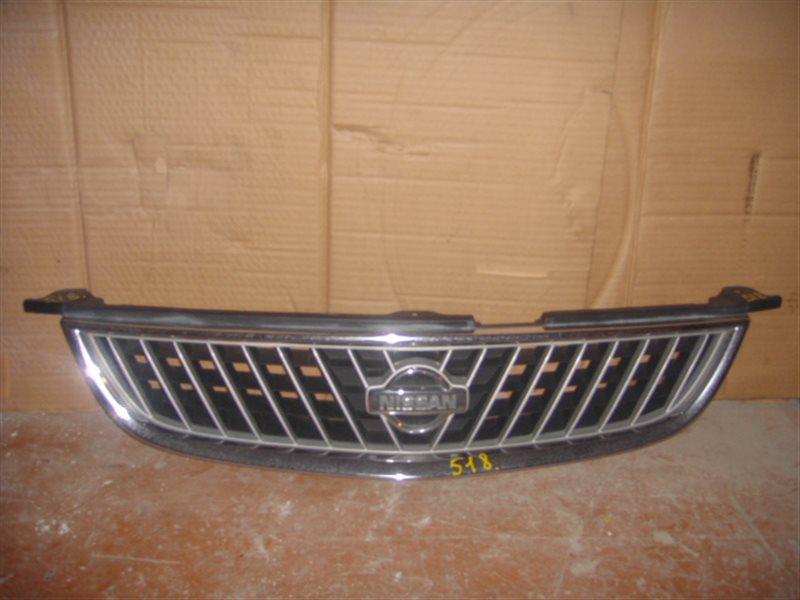 Решетка радиатора Nissan Sunny FB15 ст.802000518