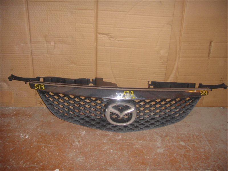 Решетка радиатора Mazda Premacy CP8W ст.802000519