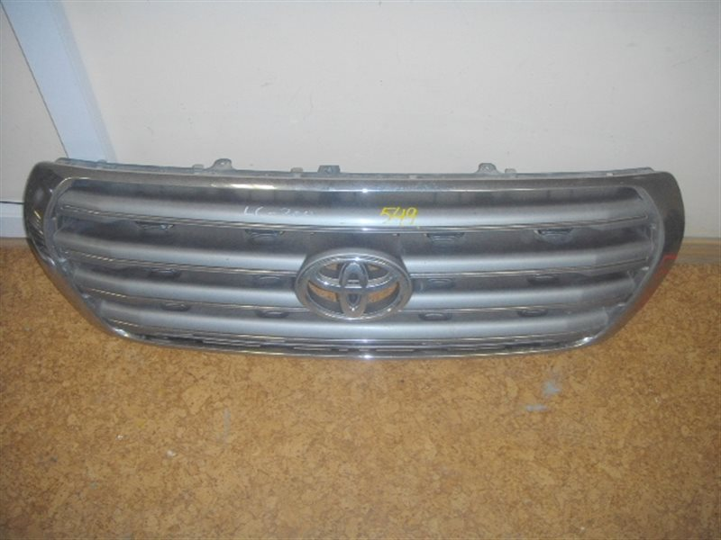 Решетка радиатора Toyota Land Cruiser UZJ200 ст.802000549