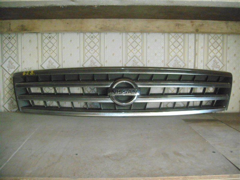 Решетка радиатора Nissan Presage TNJ31 ст.802000628