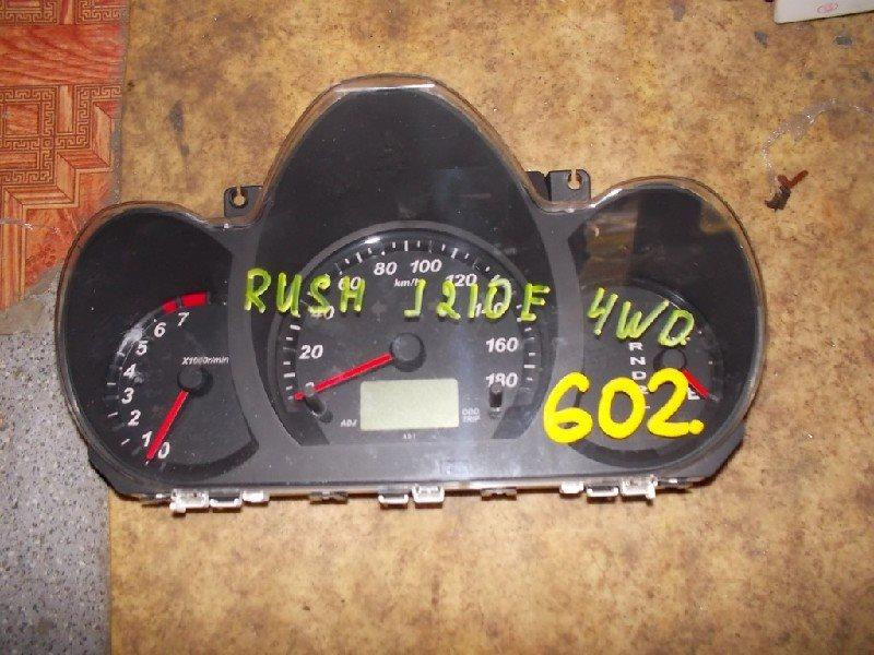 Панель приборов Toyota Rush J210E 3SZ-VE ст.804000602