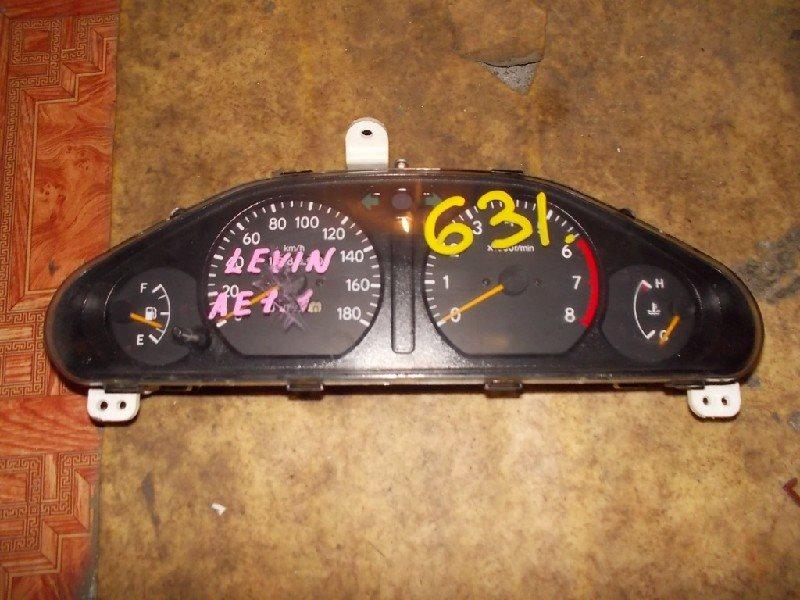 Панель приборов Toyota Levin AE111 4A-FE ст.804000631