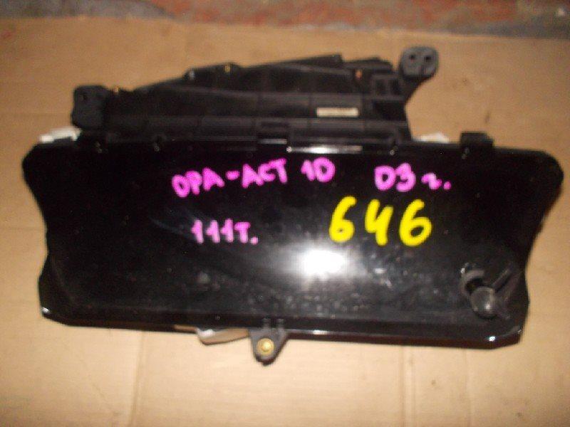 Панель приборов Toyota Opa ACT10 1AZ-FSE 2003 ст.804000646