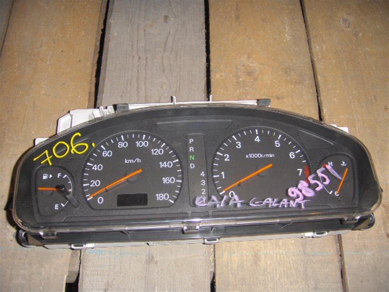 Панель приборов Mitsubishi Galant EA1A 4G93 ст.804000706