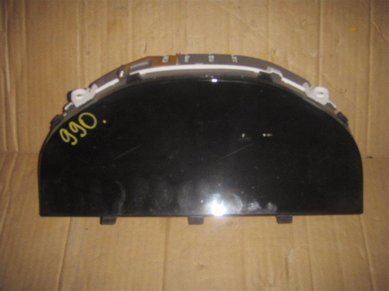 Панель приборов Toyota Progres JCG10 1JZ-FSE ст.804000990