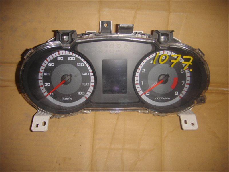 Панель приборов Mitsubishi Outlander CW5W ст.804001077