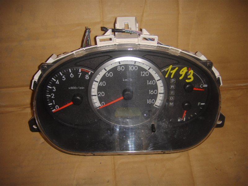 Панель приборов Mazda Premacy CREW ст.804001193