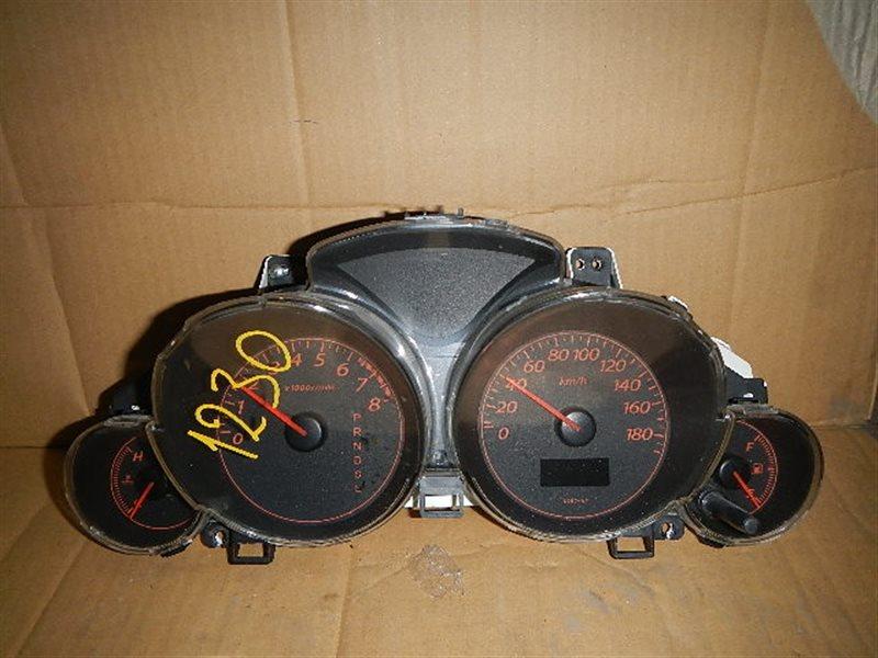 Панель приборов Subaru Outback BPE EZ30 ст.804001230