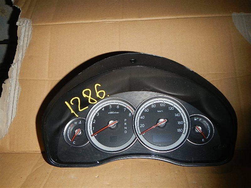Панель приборов Subaru Outback BPE EZ30 ст.804001286