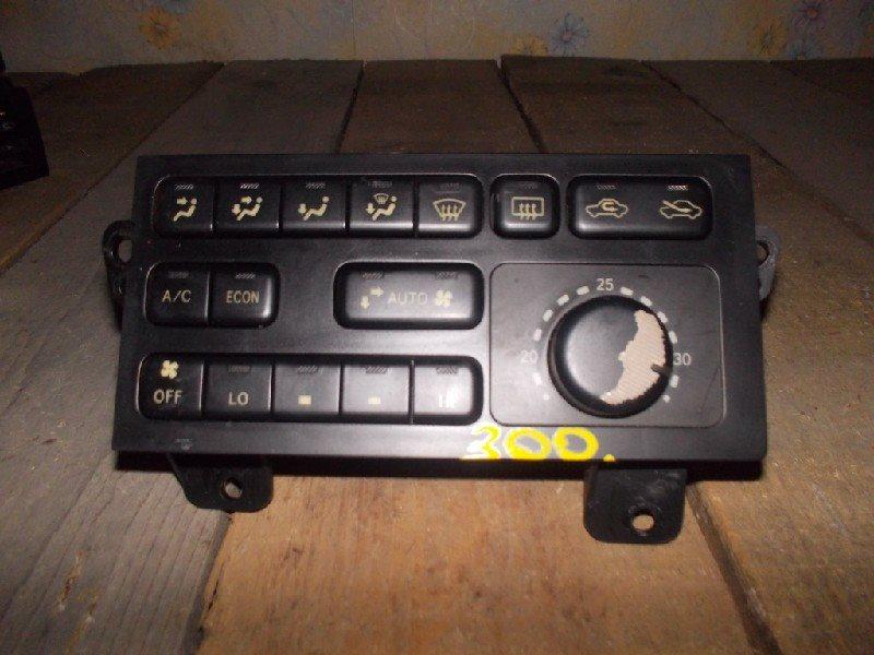 Блок управления климат-контролем Toyota Carina Ed ST202 ст.806000300