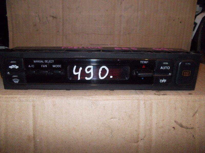 Блок управления климат-контролем Honda Prelude BB5 1999 ст.806000490