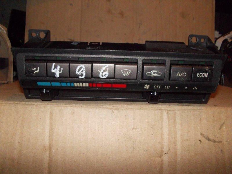 Блок управления климат-контролем Toyota Corolla Fx AE91 ст.806000496