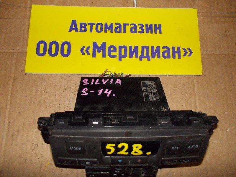 Блок управления климат-контролем Nissan Silvia S14 ст.806000528