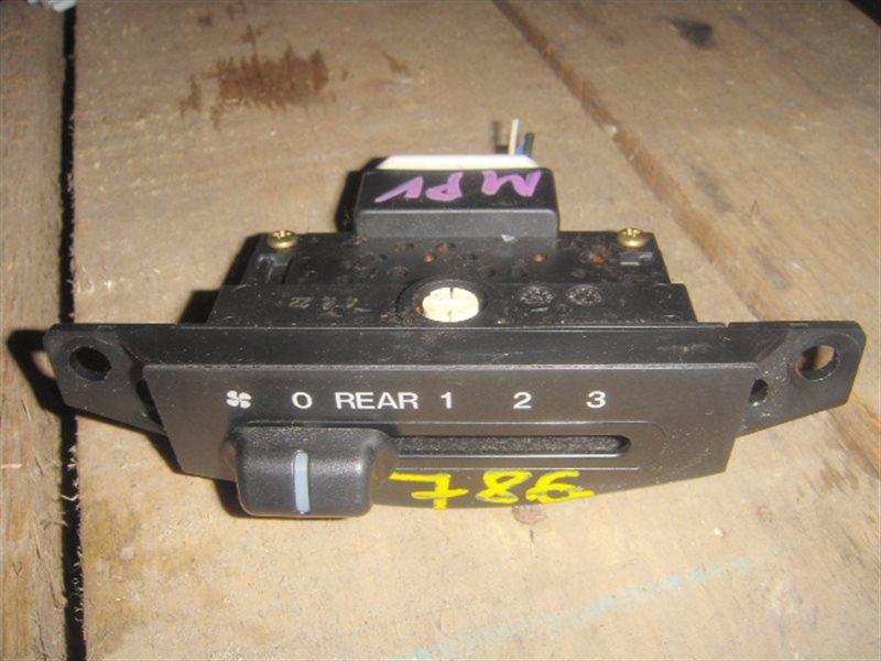 Блок управления климат-контролем Mazda Mpv LW3W ст.806000786