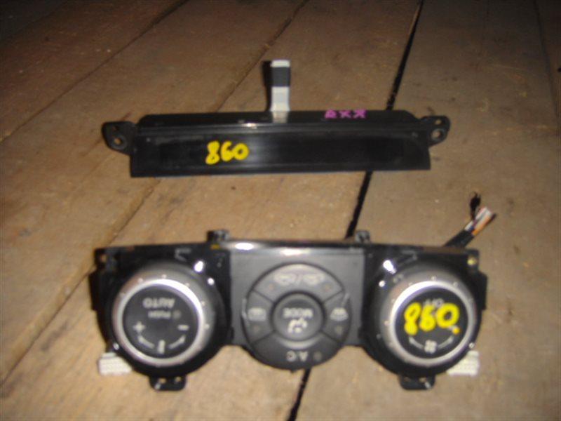 Блок управления климат-контролем Mazda Rx-8 ст.806000860