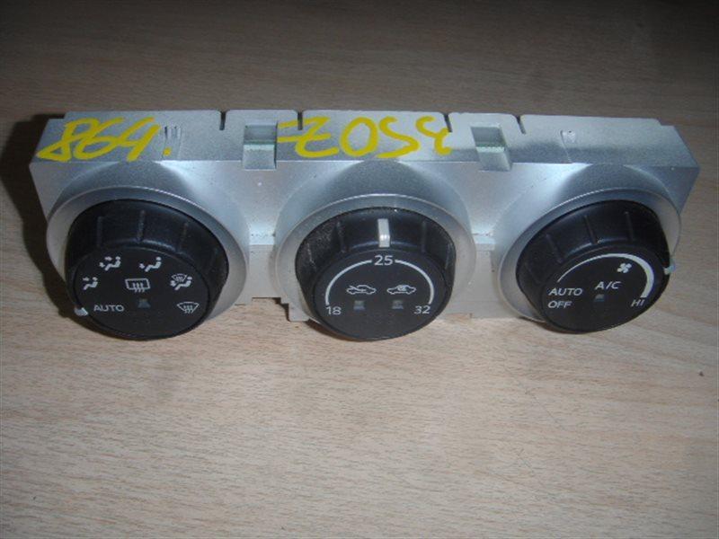 Блок управления климат-контролем Nissan Fairlady Z Z33 ст.806000864