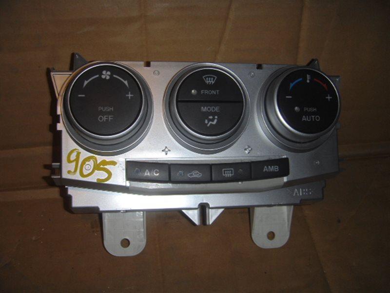 Блок управления климат-контролем Mazda Premacy CREW ст.806000905
