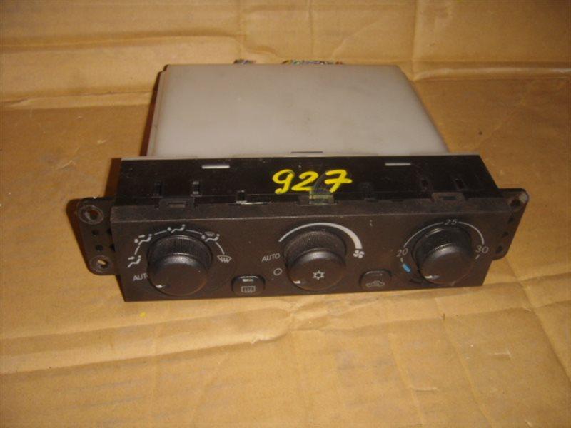 Блок управления климат-контролем Mitsubishi Chariot Grandis N86W ст.806000927