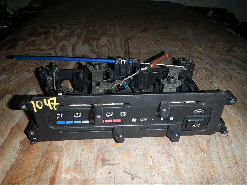 Блок управления климат-контролем Daihatsu Terios Kid J111G ст.806001047