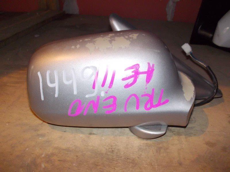 Зеркало Toyota Trueno AE111 переднее правое ст.807001449