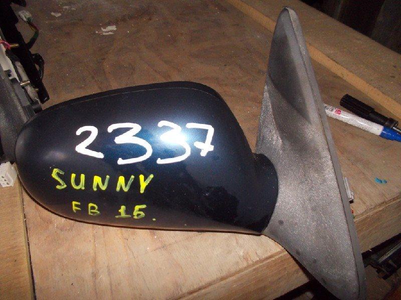 Зеркало Nissan Sunny FB15 переднее правое ст.807002337
