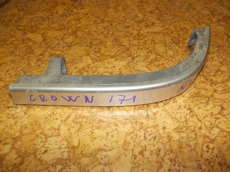 Планка под стоп Toyota Crown JZS171 задняя правая ст.811000050