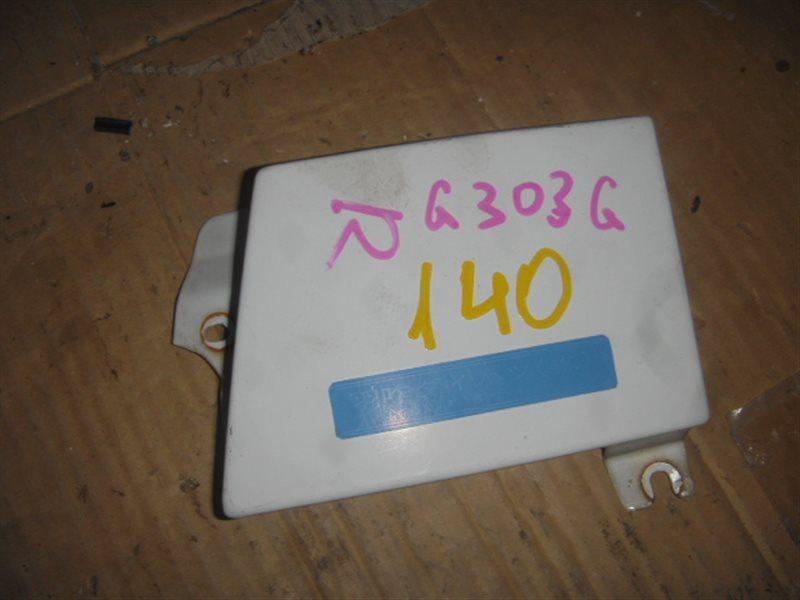 Планка под стоп Daihatsu Pyzar G303G задняя правая ст.811000140
