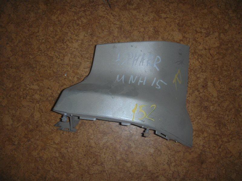 Планка под стоп Toyota Alphard ZNE10 задняя правая ст.811000152