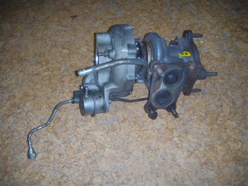 Турбина Subaru Forester SJG FA20DET ст.812000009