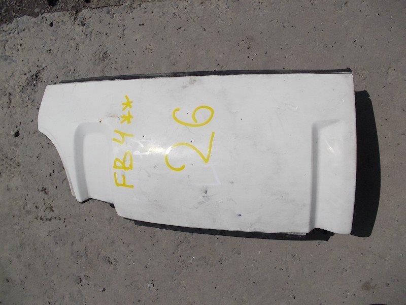 Крыло Hino Ranger FB левое ст.840000026
