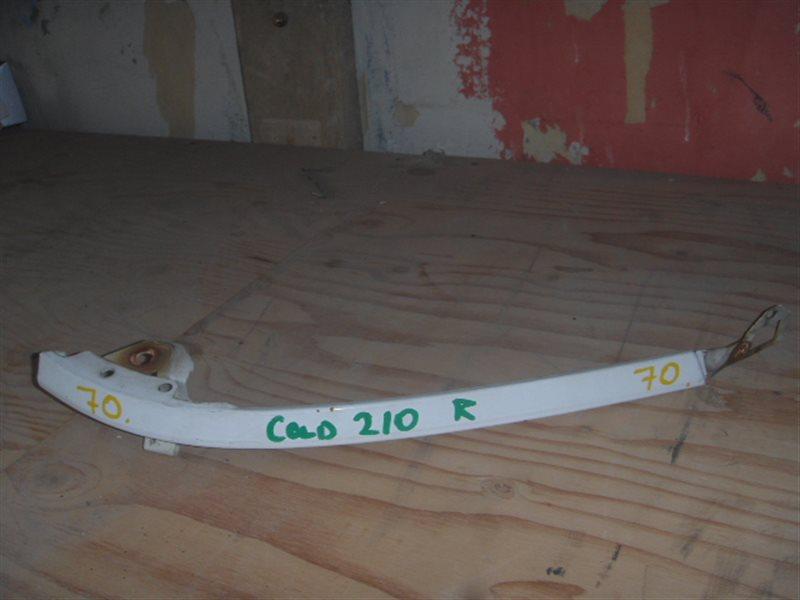 Планка под фары Toyota Caldina ST210 правая ст.840000070