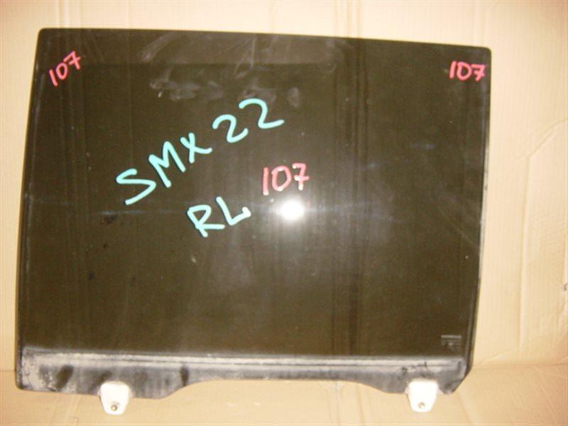 Стекло двери Honda S-Mx RH1 заднее левое ст.863000107